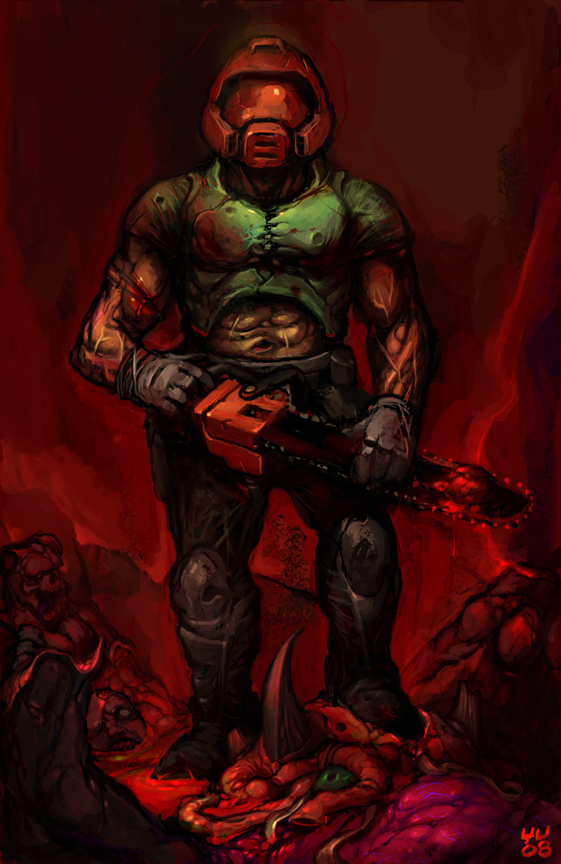 Doom Guy Avatar