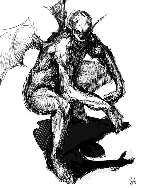 Drawing Workshop 1 Gesture