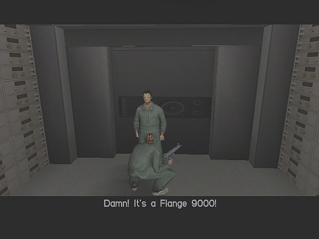 the accidental video game porn archive